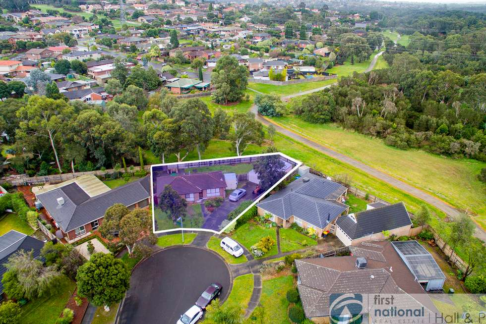 Second view of Homely house listing, 10 Fernbank Crescent, Mulgrave VIC 3170