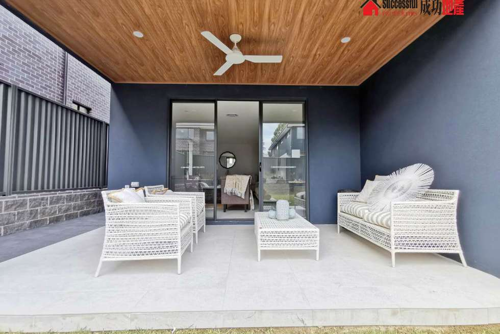 Fifth view of Homely house listing, LOT 57 Perfection Avenue, Stanhope Gardens NSW 2768