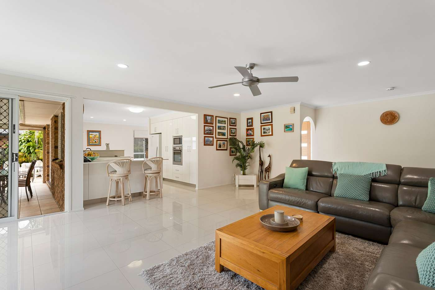 Sixth view of Homely house listing, 7 Fimiston Place, Burleigh Waters QLD 4220