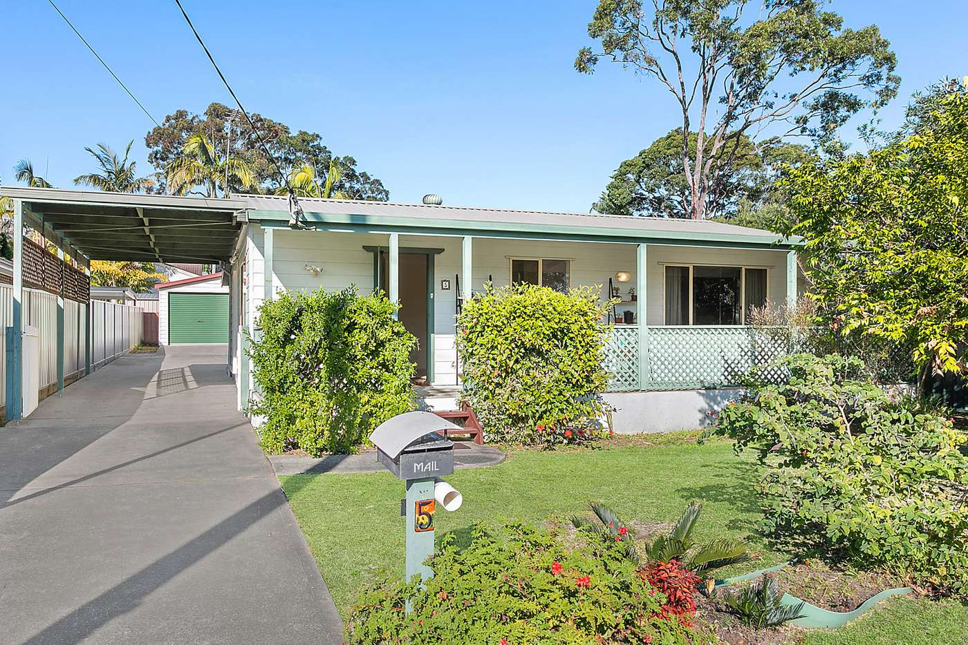 Main view of Homely house listing, 5 Warrina Avenue, Summerland Point NSW 2259