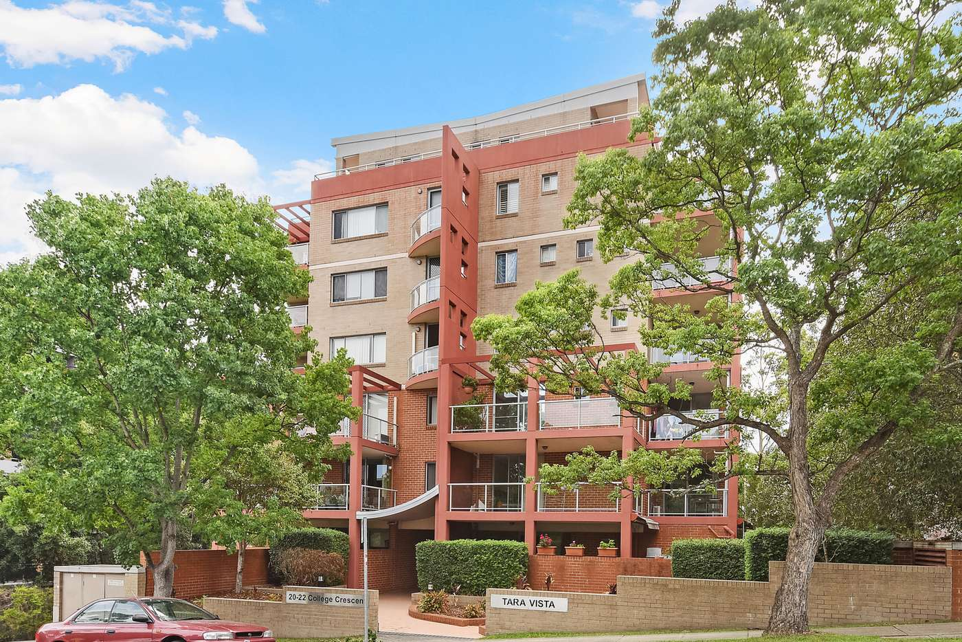Main view of Homely apartment listing, 20/20 College Crescent, Hornsby NSW 2077
