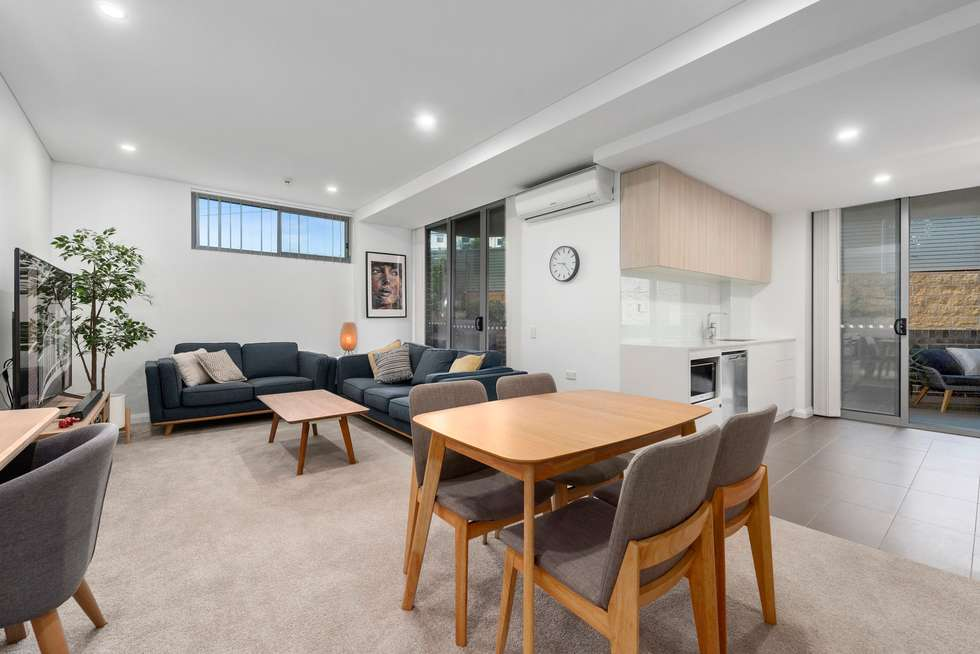 Second view of Homely apartment listing, 2/325-331 Peats Ferry Road, Asquith NSW 2077