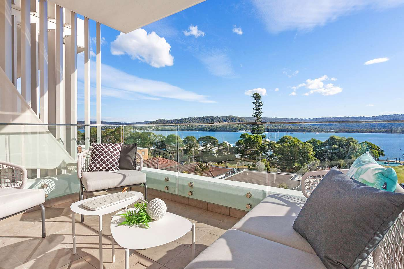 Main view of Homely apartment listing, 303/13 Lynn Avenue, Point Frederick NSW 2250