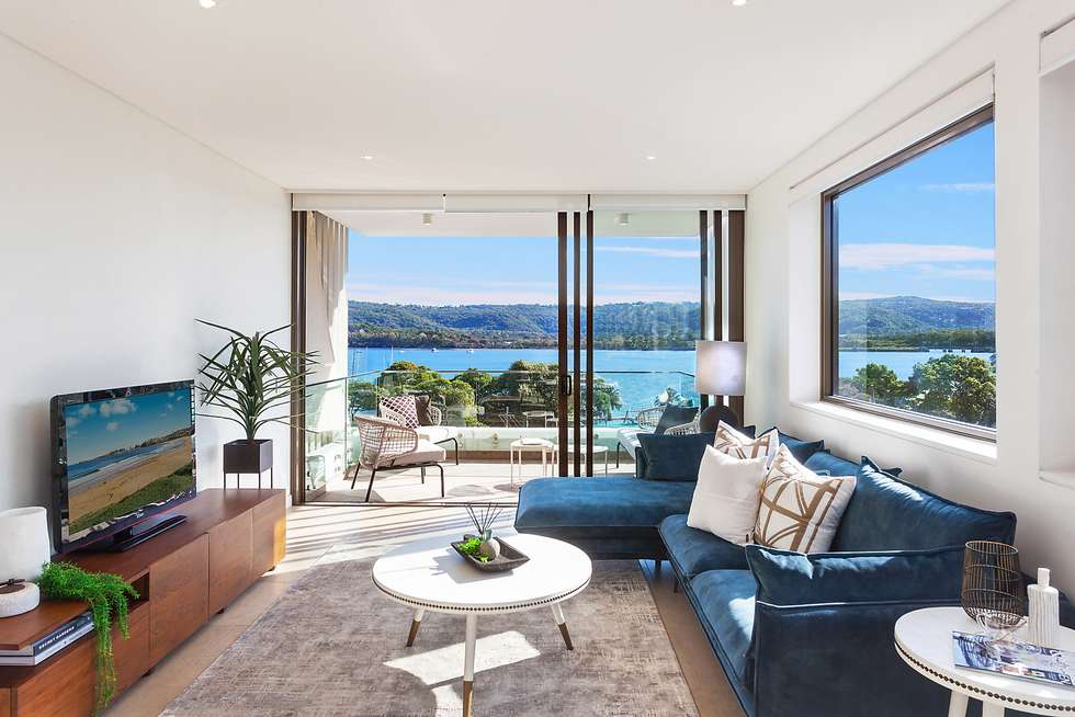 Third view of Homely apartment listing, 303/13 Lynn Avenue, Point Frederick NSW 2250