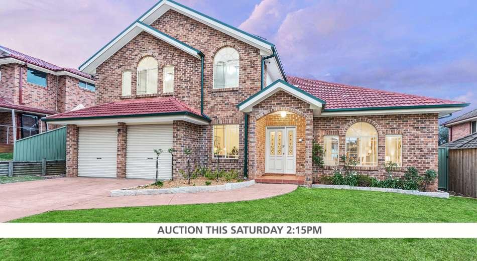 4b James Mileham Drive, Kellyville NSW 2155