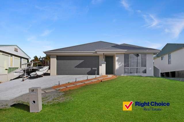 49 Madigan Boulevard, Mount Warrigal NSW 2528