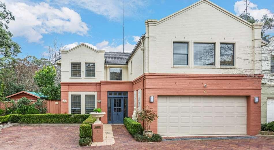 6 St Simon Place, Castle Hill NSW 2154
