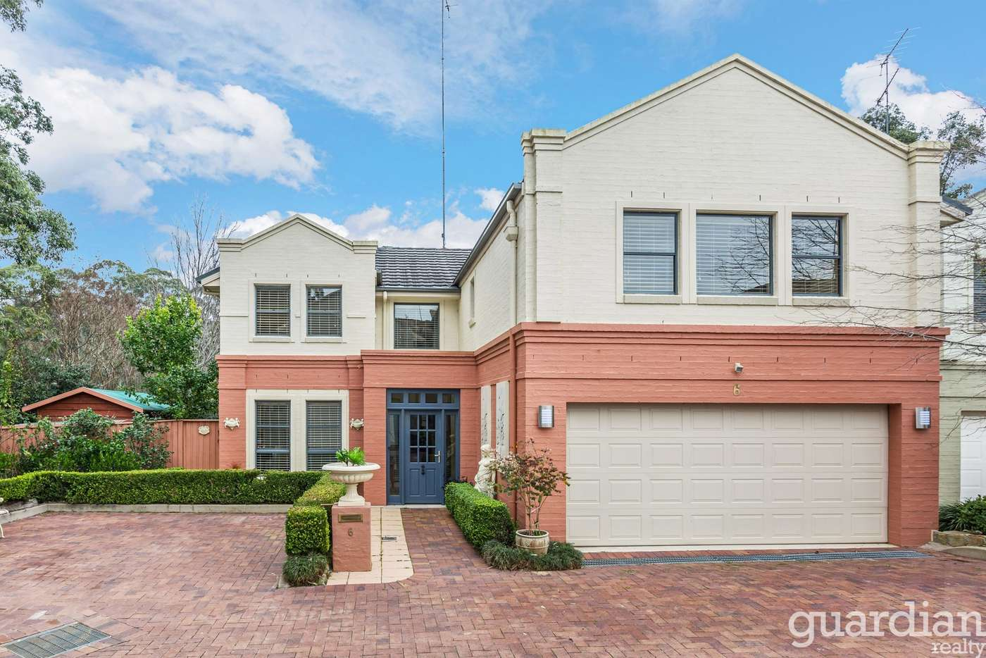 Main view of Homely house listing, 6 St Simon Place, Castle Hill NSW 2154