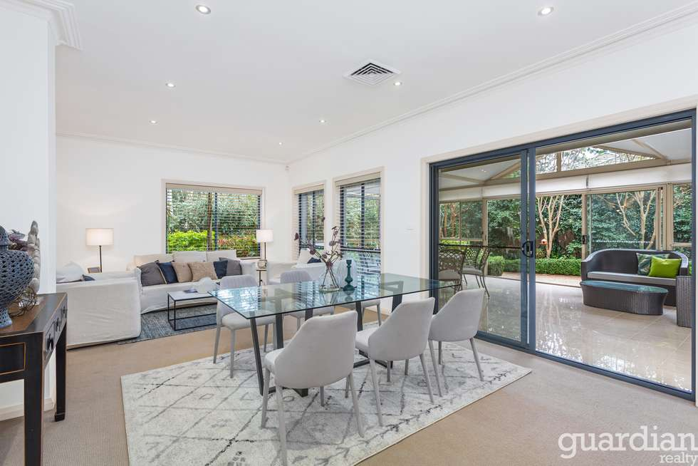Second view of Homely house listing, 6 St Simon Place, Castle Hill NSW 2154