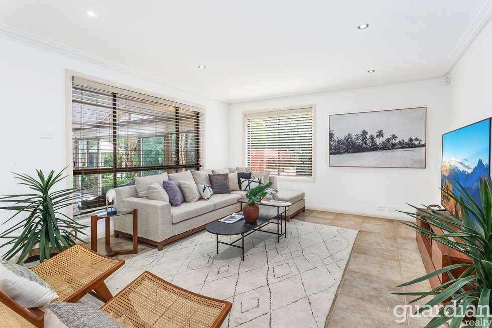 Third view of Homely house listing, 6 St Simon Place, Castle Hill NSW 2154