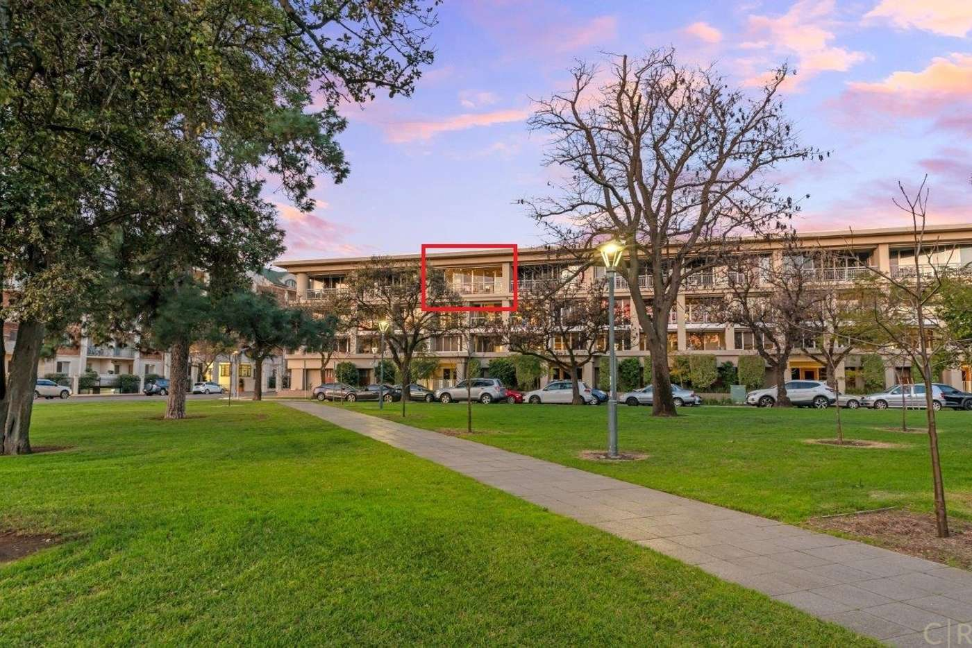 Main view of Homely apartment listing, 6B/2-6 Hurtle Square, Adelaide SA 5000