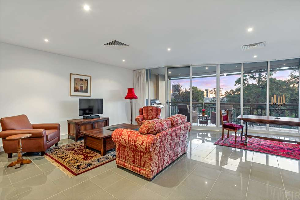 Second view of Homely apartment listing, 6B/2-6 Hurtle Square, Adelaide SA 5000