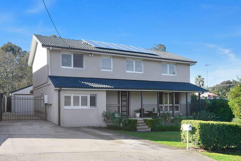 Second view of Homely house listing, 38 Watson Drive, Penrith NSW 2750