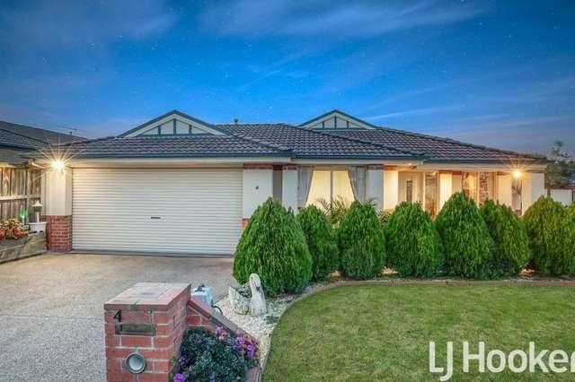 4 Red Oak Terrace, Lyndhurst VIC 3975