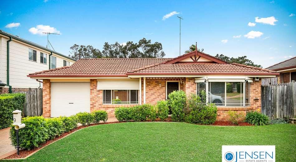 9 Pandanus Court, Stanhope Gardens NSW 2768