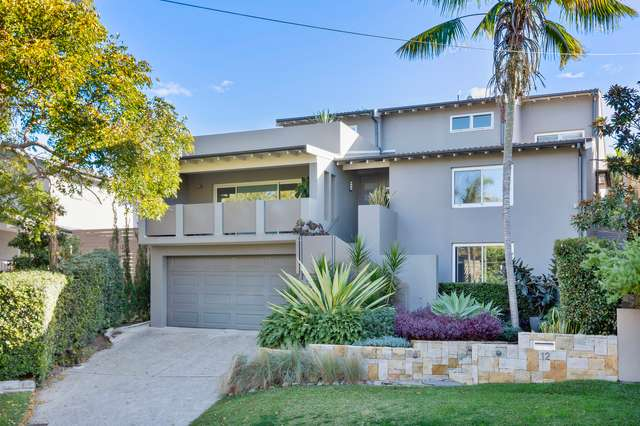 12 Adrian Place, Balgowlah Heights NSW 2093