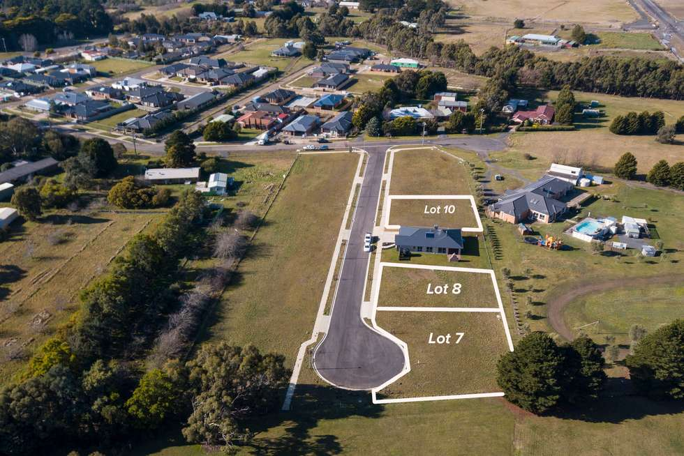 Second view of Homely residentialLand listing, LOT 8 Alexander Drive, Ballan VIC 3342