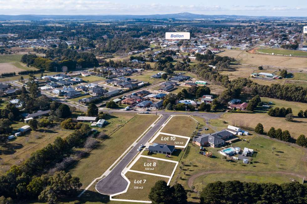 Third view of Homely residentialLand listing, LOT 8 Alexander Drive, Ballan VIC 3342