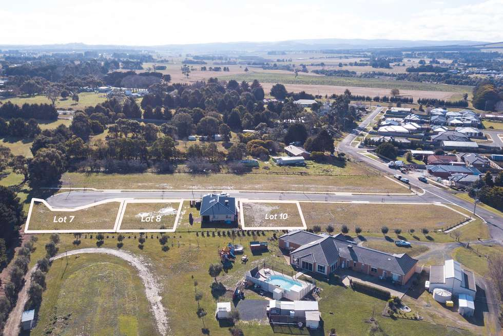 Fourth view of Homely residentialLand listing, LOT 8 Alexander Drive, Ballan VIC 3342
