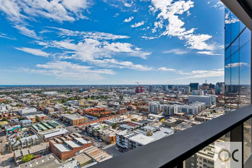 Third view of Homely apartment listing, 2210/411-427 King William Street, Adelaide SA 5000