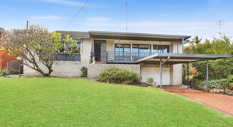 12 Ainslie Parade, Carlingford NSW 2118