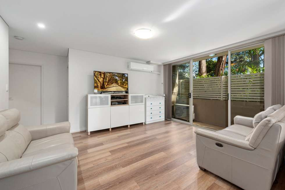 Second view of Homely apartment listing, 4/447-451 Pacific Highway, Asquith NSW 2077