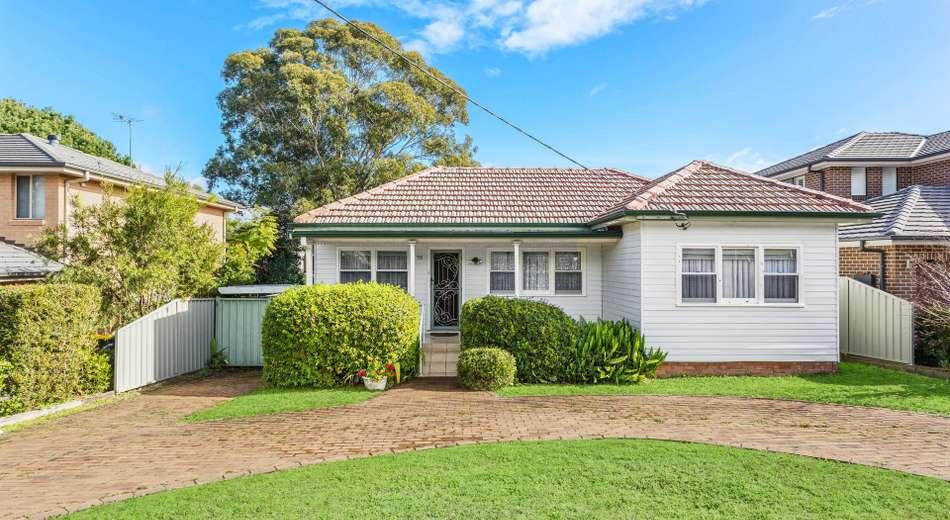 98 Bungaree Road, Toongabbie NSW 2146
