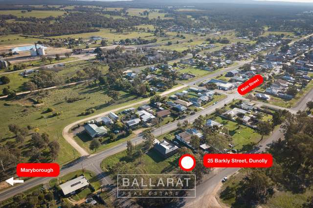 25 Barkly Street, Dunolly VIC 3472