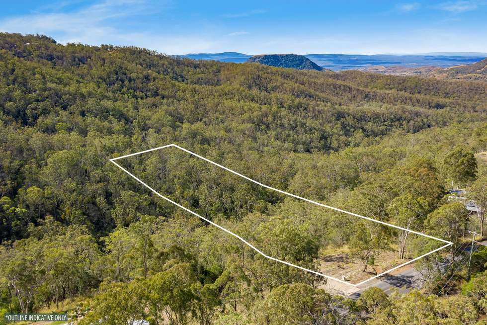 Third view of Homely residentialLand listing, 114-116 Flagstone Creek Road, Middle Ridge QLD 4350