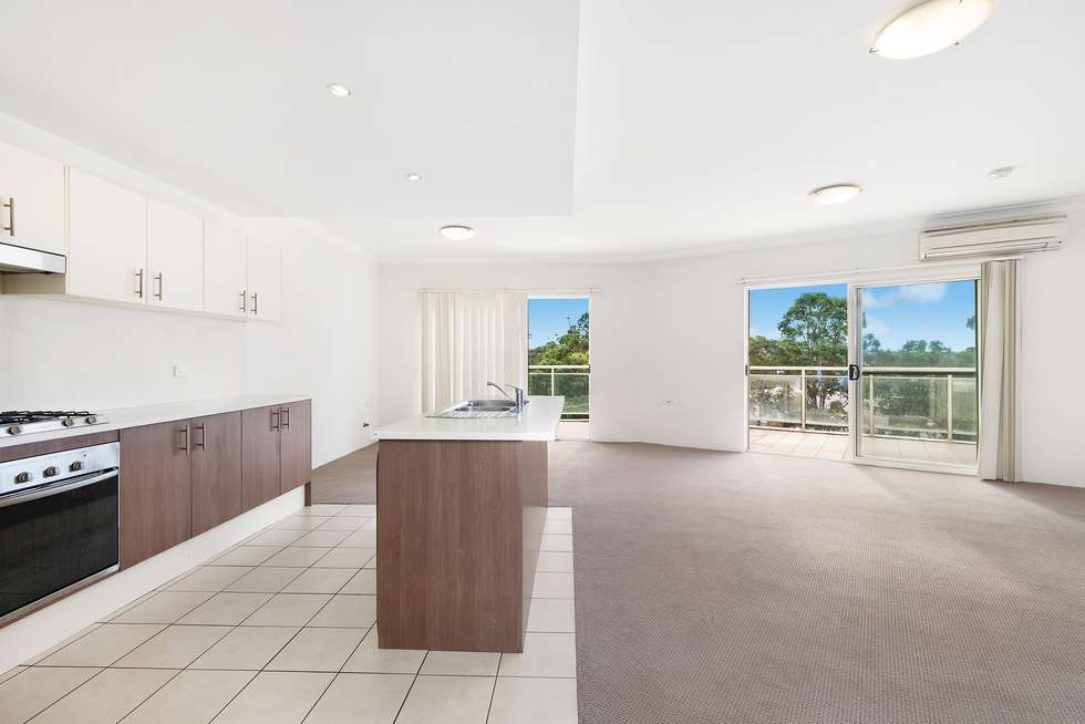Second view of Homely apartment listing, 34/12-14 Benedict Court, Holroyd NSW 2142