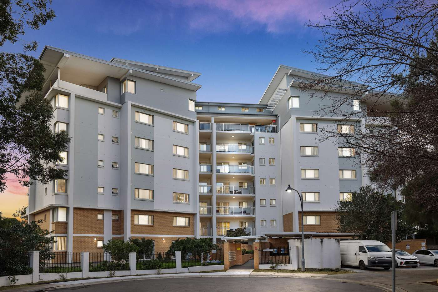 Sixth view of Homely apartment listing, 34/12-14 Benedict Court, Holroyd NSW 2142