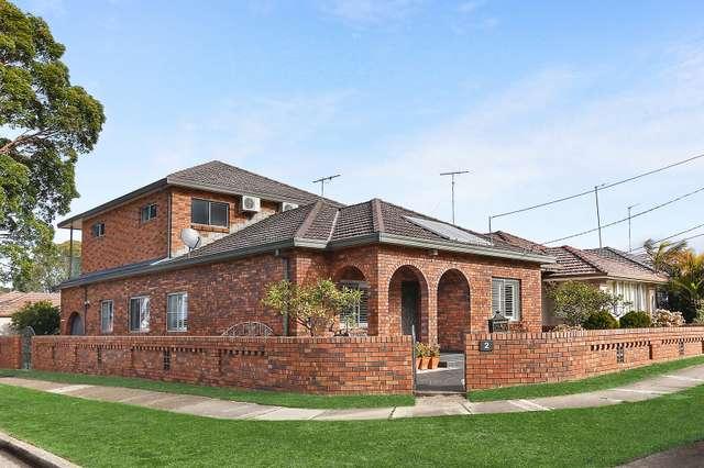 2 Vincents Avenue, Arncliffe NSW 2205