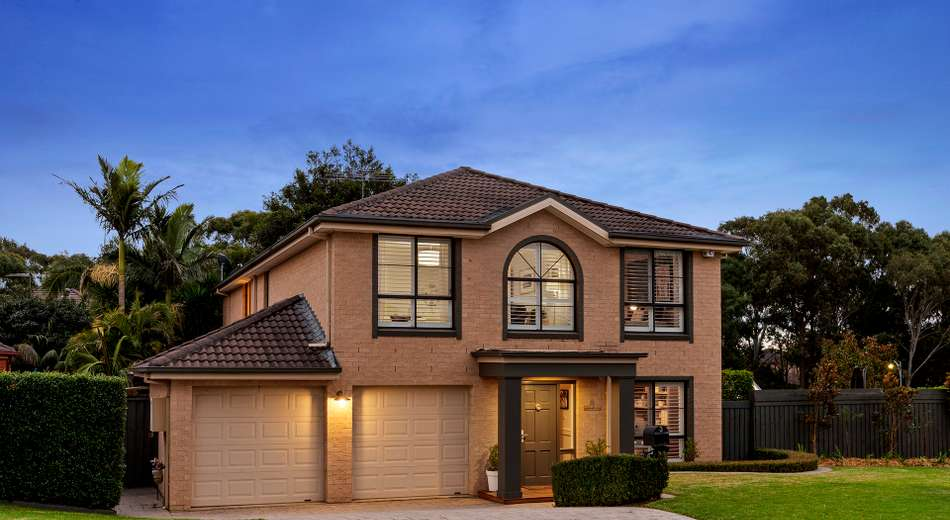 3 Active Place, Beaumont Hills NSW 2155