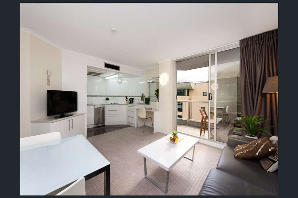 Second view of Homely unit listing, 1002/160 Roma Street, Brisbane City QLD 4000