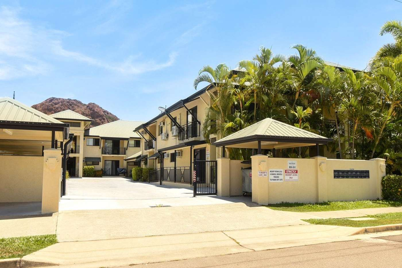 Main view of Homely apartment listing, 25/48 Mitchell Street, North Ward QLD 4810