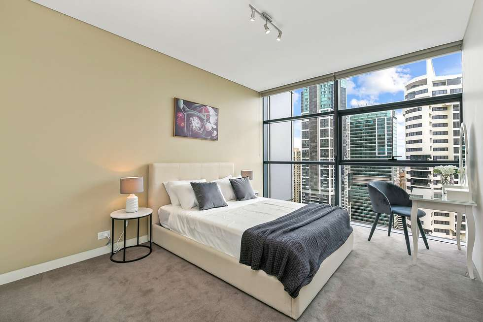 Second view of Homely apartment listing, 4508/101 Bathurst Street, Sydney NSW 2000