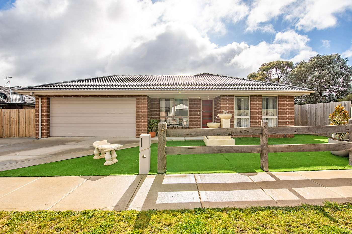 Main view of Homely house listing, 17 Jasmine Crescent, Ballan VIC 3342