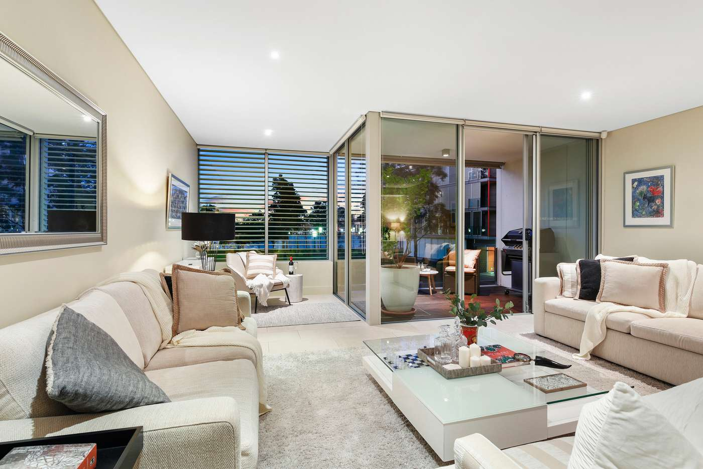 Main view of Homely apartment listing, 126/3 Darling Island Road, Pyrmont NSW 2009
