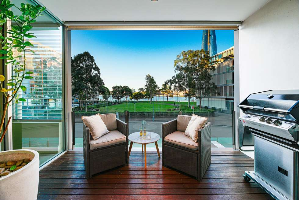 Second view of Homely apartment listing, 126/3 Darling Island Road, Pyrmont NSW 2009