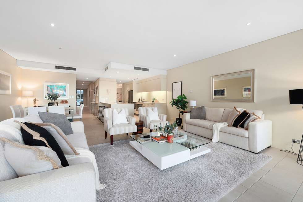 Third view of Homely apartment listing, 126/3 Darling Island Road, Pyrmont NSW 2009