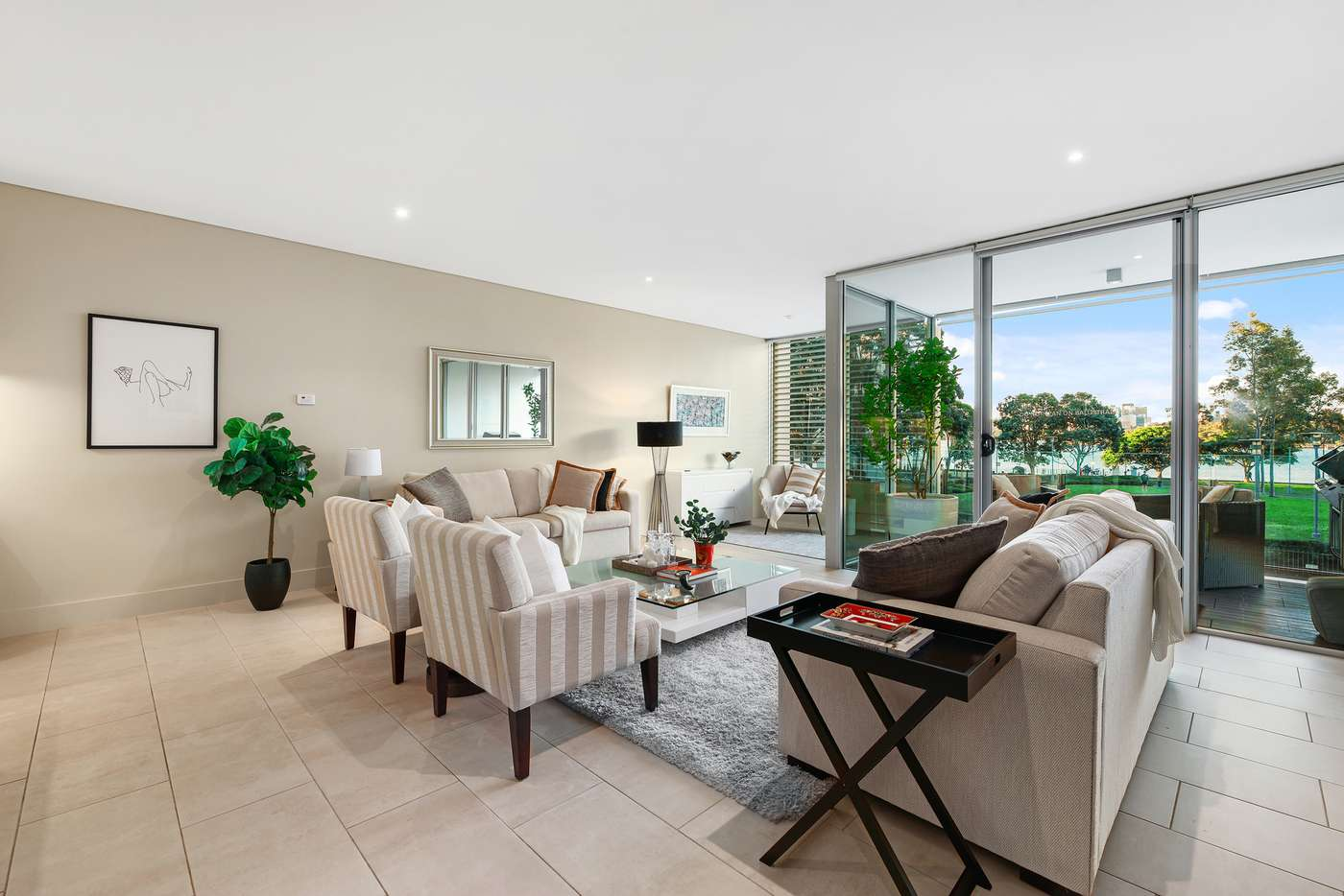 Fifth view of Homely apartment listing, 126/3 Darling Island Road, Pyrmont NSW 2009