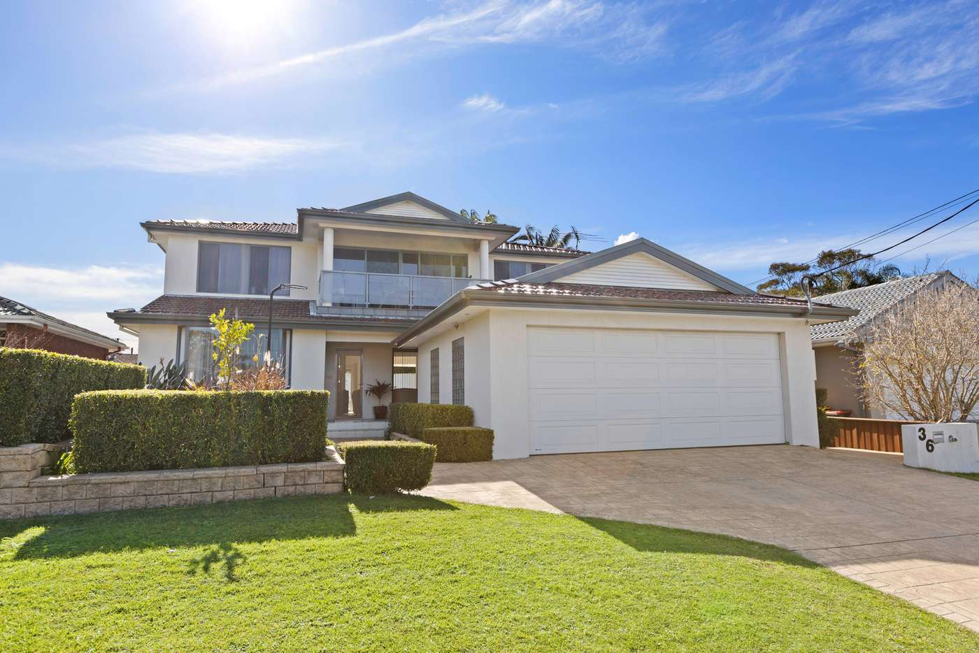 Main view of Homely house listing, 36 Lee Road, Beacon Hill NSW 2100