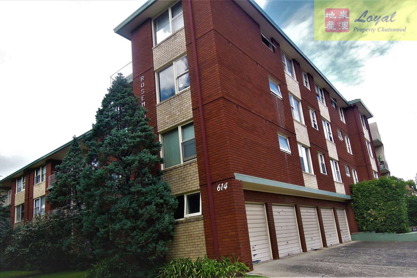 Main view of Homely apartment listing, 8/614 Pacific Highway, Chatswood NSW 2067