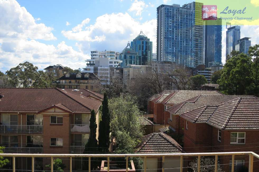 Second view of Homely apartment listing, 8/614 Pacific Highway, Chatswood NSW 2067