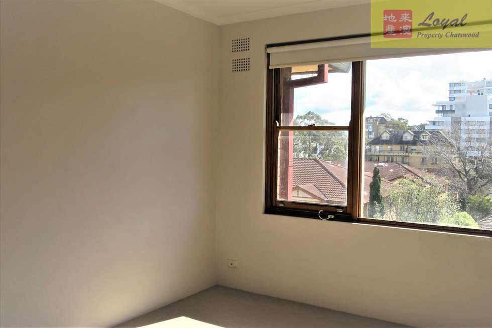 Fifth view of Homely apartment listing, 8/614 Pacific Highway, Chatswood NSW 2067