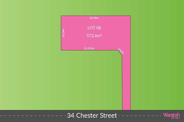LOT 8/34 Chester Street, Schofields NSW 2762