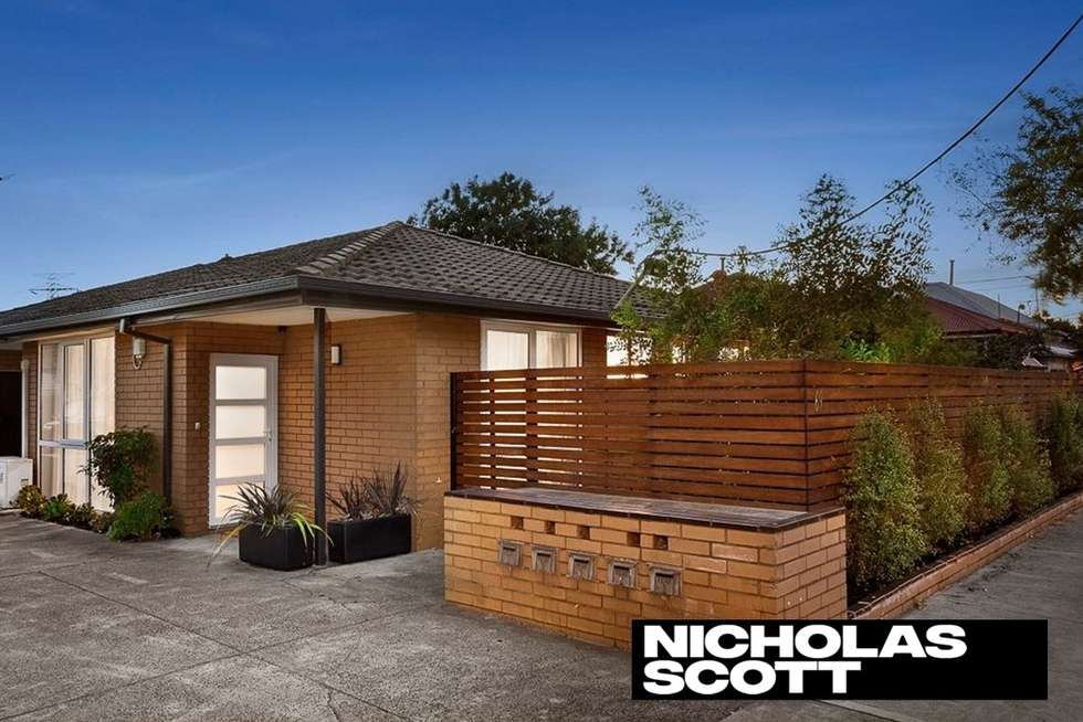 Second view of Homely villa listing, 1/69 Francis Street, Yarraville VIC 3013
