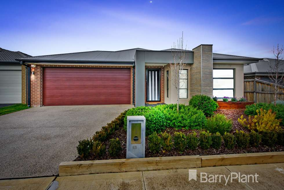 Second view of Homely house listing, 13 Sullivan Place, Harkness VIC 3337