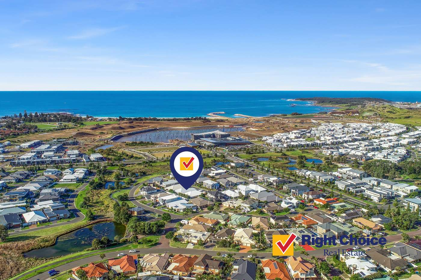 Main view of Homely house listing, 8 Windjammer Crescent, Shell Cove NSW 2529