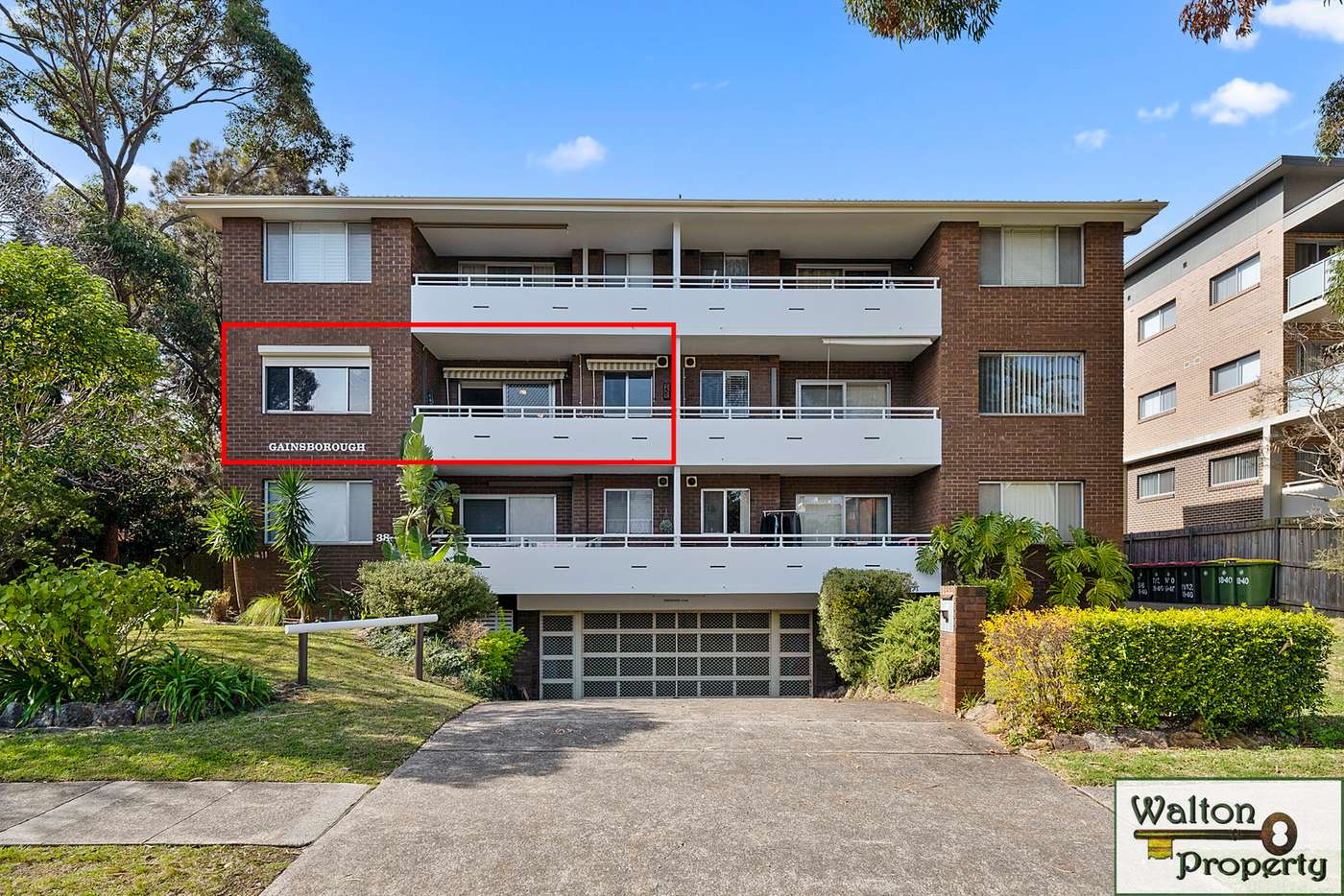 Main view of Homely unit listing, 6/38-40 Talara Road, Gymea NSW 2227